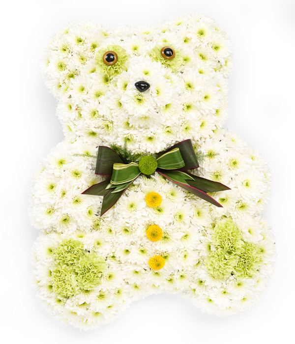 Teddy Bear - Flowers aRe Us Belfast | Florist | Bouquets | Flowers ...
