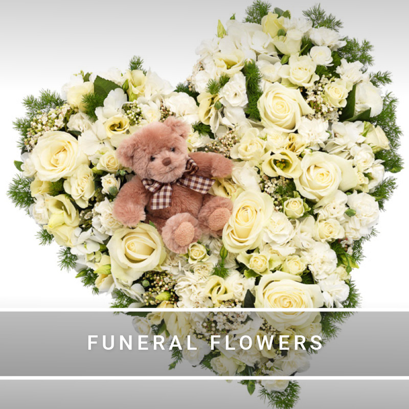 FLOWERS ARE US - FUNERAL FLOWERS BELFAST